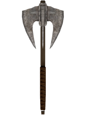 File:Oblivion IronMace.png