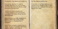 A Memory Book, Part 3
