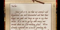 Steward's Note