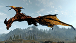 Soaring Ancient Dragon