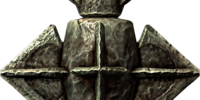 Lunar Iron Mace