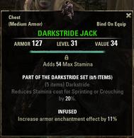 Darkstride - Jack 31