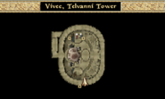 Vivec, Telvanni Tower Interior Map Morrowind