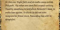 Second Scrap of Adubaer's Journal