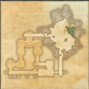 Ilessan Tower Map