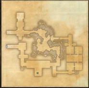 Thibaut's Cairn Map