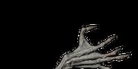 Ancient Vampire Arm