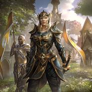 Queen Ayrenn Legends