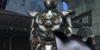 Ancient Steel Armor