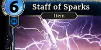 Staff of Sparks (Legends)
