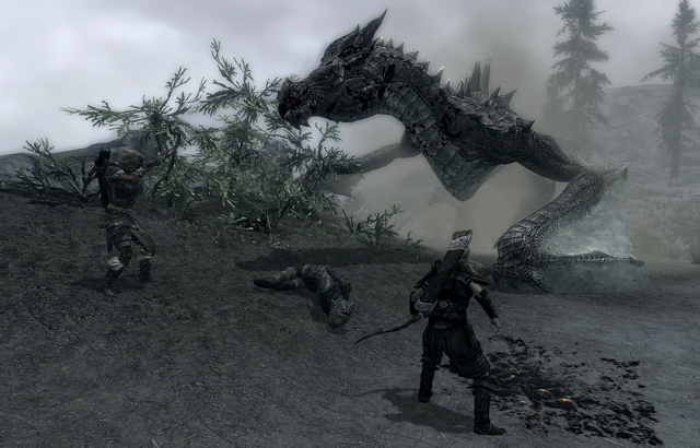 File:Dragonslaying fighting Sahloknir.png