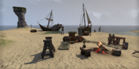 Maormer Invasion Camp
