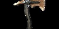 Dragonbone War Axe