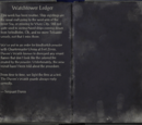 Watchtower Ledger