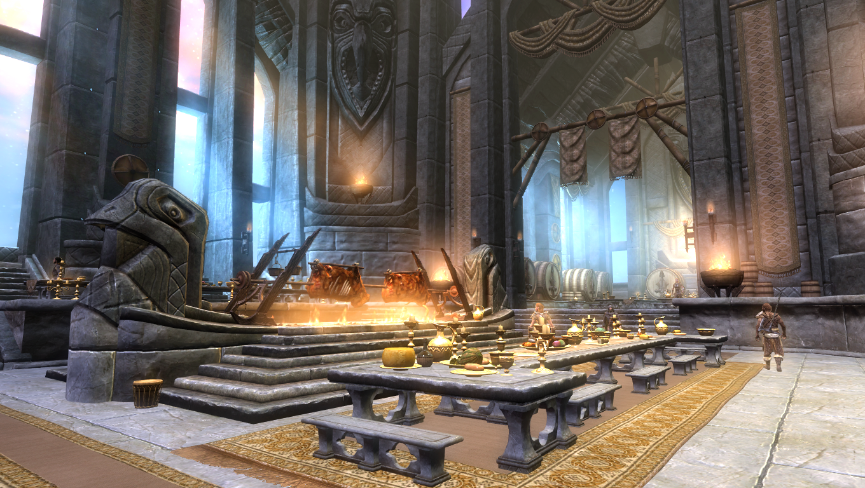 Hall Of Valor Elder Scrolls Fandom Powered By Wikia