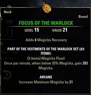 FocusoftheWarlock