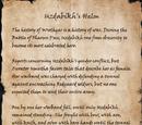 Uzdabikh's Helm (Book)