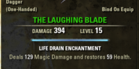 The Laughing Blade