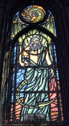 File:Akatosh Cathedral Stained Glass.png