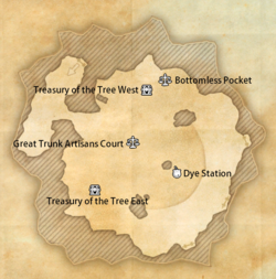 Elden Tree Upper legend map (online)