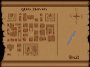 Glen Haven full map