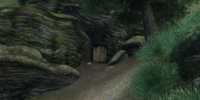 Moss Rock Cavern