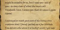 Garick's Message