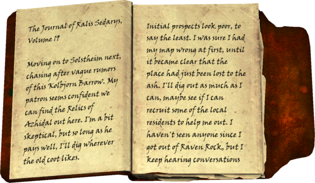 File:Journal of Ralis Sedarys - Volume 19 P1.png