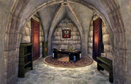 Battlehorn Castle Private Office