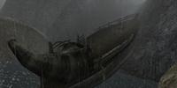 Derelict Shipwreck