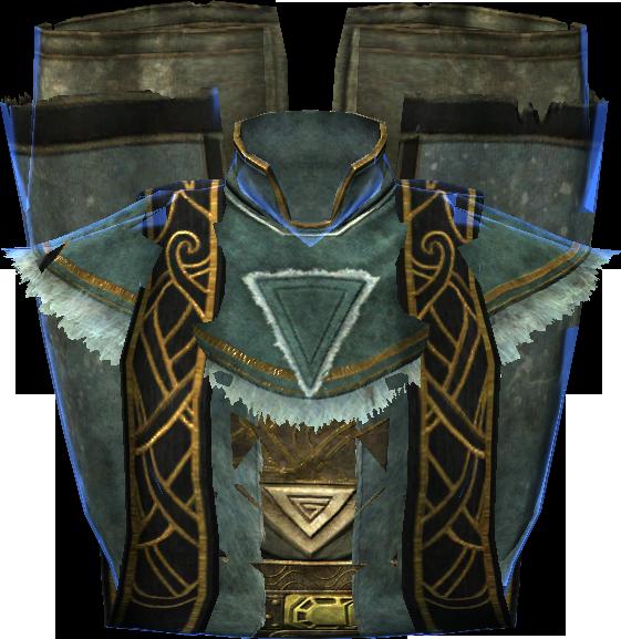 Temple Priest Robes | Elder Scrolls