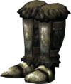 Wolf boots