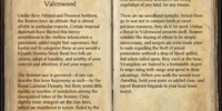 The Wood Elves of Valenwood
