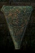 Vivec, Telvanni Canton Plaque Morrowind