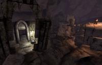 Unearthing Mehrunes' Razor Ramp