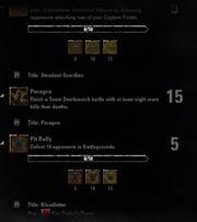 Battlegrounds Achievements - 5