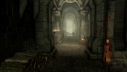 Fort Dawnguard (interior)