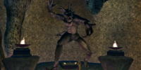 Molag Bal of the House of Troubles