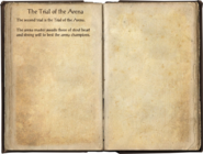 The Trial of the Arena