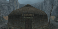 Wise Woman's Yurt (Erabenimsun)