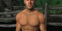 Kurz gro-Baroth (Nord Test Character)