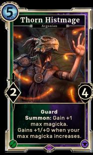 Thorn Histmage (Legends)