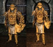 Improved Bonemold Armor - Both