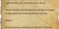 Salvager's Torn Journal
