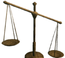 Scales of Pitiless Justice (Oblivion)