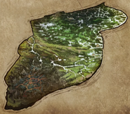 Murkmire Map