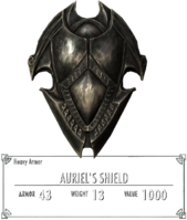Auriels shield alternate