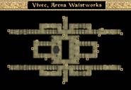 Arena Waistworks - Interior Map - Morrowind