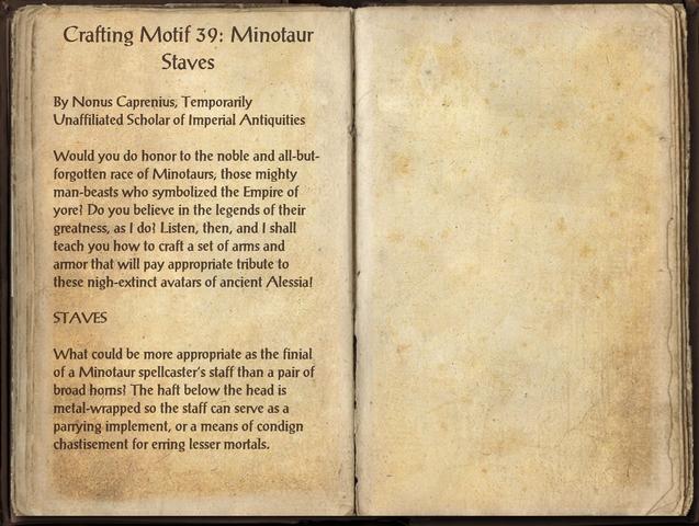 File:Crafting Motifs 39, Minotaur Staves.png