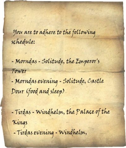 File:Gaius Maro's Schedule Page One.png